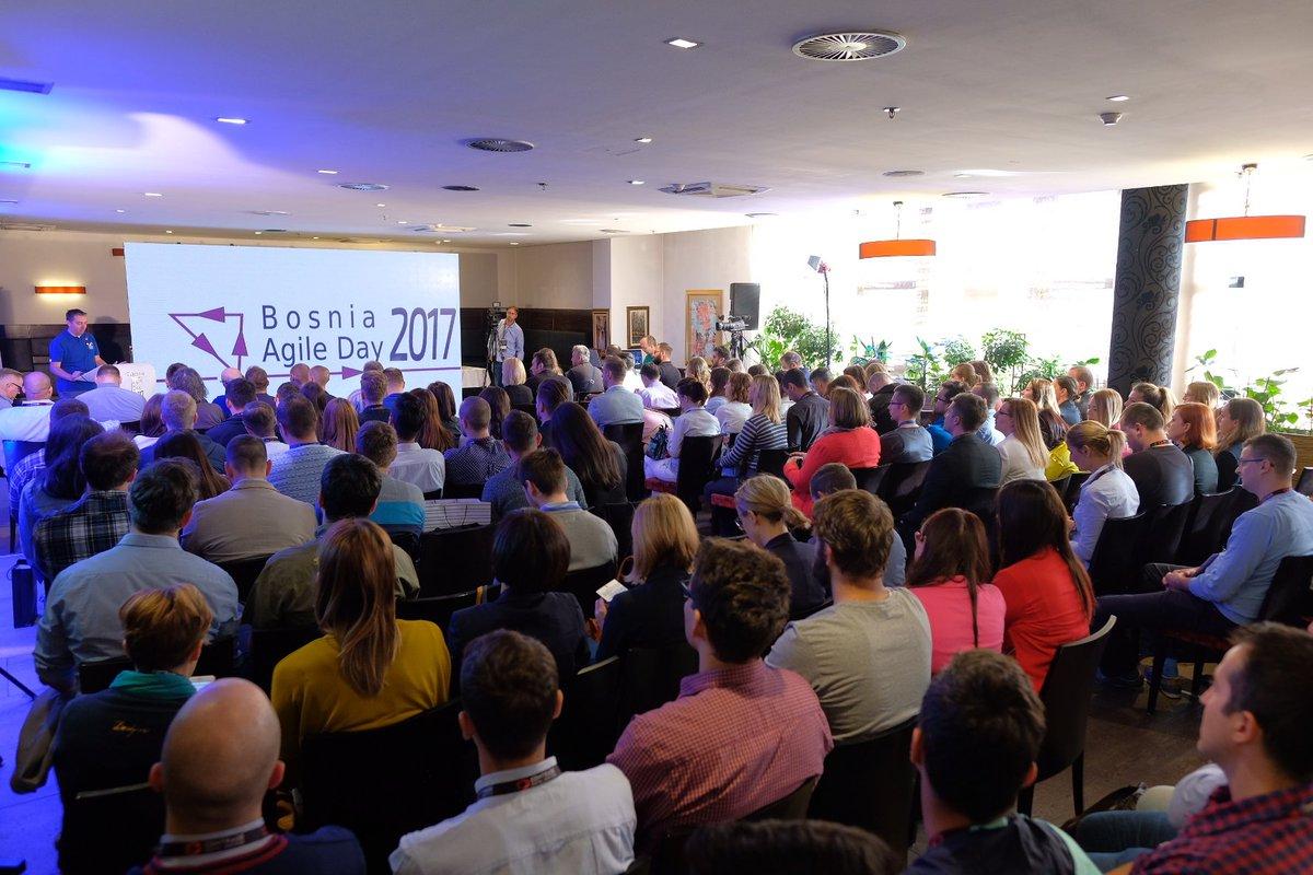 NGS sponsor of Bosnia Agile 2017
